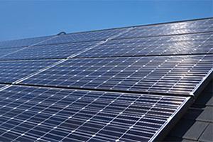 自然エネルギー事業(太陽光発電)